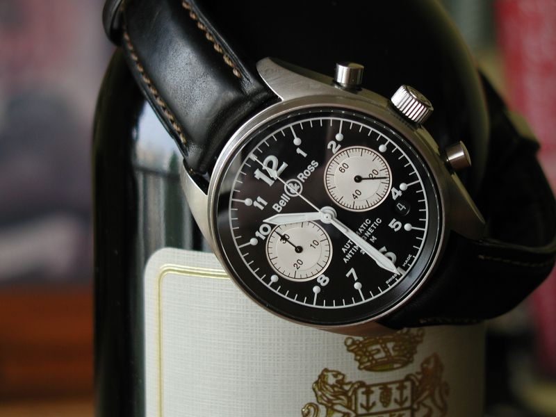 Bell And Ross Vintage Watch Review